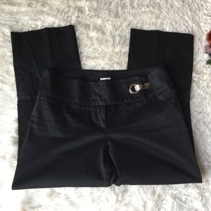 Caché Cropped Pants